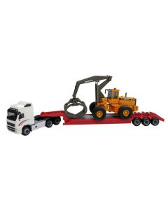 Oxford Diecast Volvo FH12 with Timber L180C | 185004
