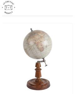 GL055 RMN 19 Century 18cm Globe