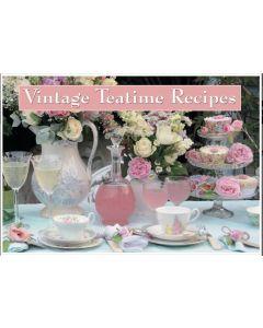 Salmon Favourite Vintage Teatime Recipes Book SA115