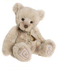Charlie Bears LoveyDovey Plush Teddy Bear CB202043A