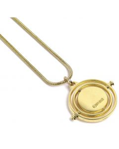 Harry Potter 20mm Fixed Time Turner Necklace by The Carat Shop WN0100