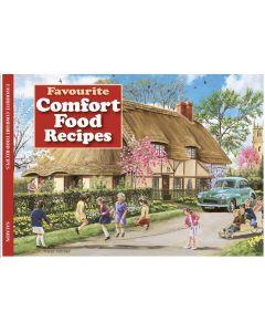 Salmon Favourite Comfort Food Recipes Book SA120