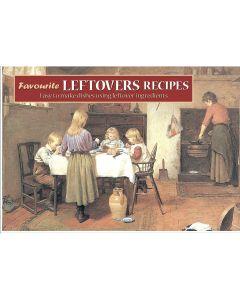 Salmon Favourite Leftovers Recipes Book SA021