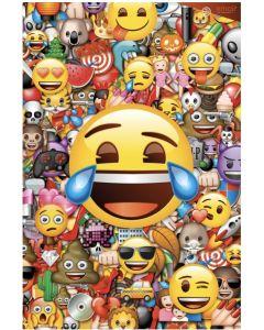 Emoji Collage Bravado Maxi Poster by GB Eye GN0843