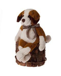 BB143029 Bearhouse Bears Denbigh Dog Plush by Charlie Bears 43cm