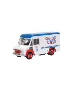 76CWT008 Commer Walk Thru Gerry Cottles Circus