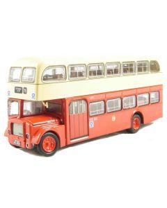 Britbus Asianbus Dennis Loline/Alexander CMB Red/Cream - Tin Wan DL-CM2