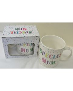 Special Mum Fine China Mug by Lesser and Pavey LP33528