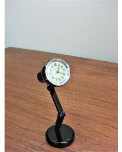 Desk Lamp Miniature Clock by Widdop & Co 9607