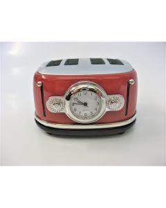296322 Miniature Dualit style toaster clock