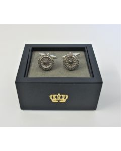 69652 Aircraft Cufflinks by equilibrium