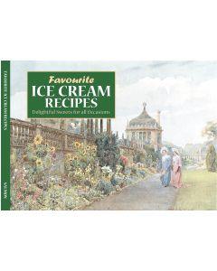 Salmon Favourite Ice Cream Recipes Book SA047