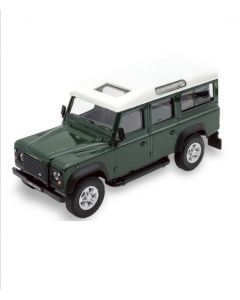 Cararama Land Rover Defender Bronze Green 453240
