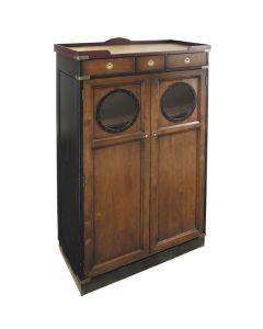 Authentic Models Porthole Cabinet MF027