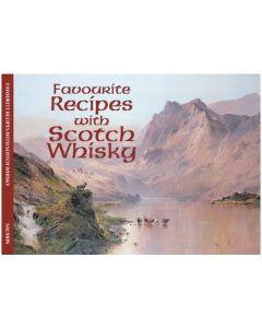 Salmon Favourite Recipes With Scotch Whisky Book SA061