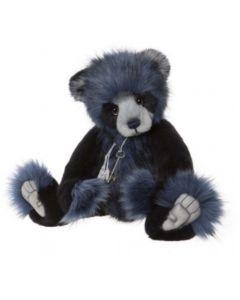 Charlie Bears Lee the Panda Plumo Teddy Bear CB202048A