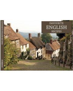 Salmon Favourite English Recipes Book SA004