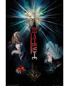 Supernatural Church DeathNote Poster FP3911