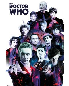 Dr Who Cosmos Poster Comic FP4058