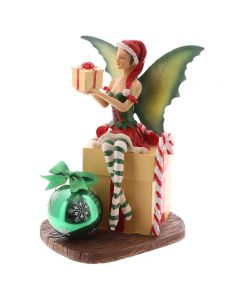FYP135 Candy Surprise Christmas Fairy by Natasha Faulkner
