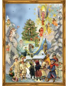 Richard Sellmer Advent Calendar Stairway to Heaven 70109