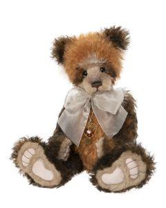 Charlie Bears Greta Mohair/Alpaca Teddy Bear SJ6001B