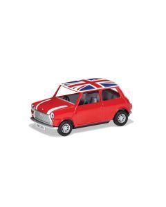 GS82109 Corgi Best of British Classic Mini Red
