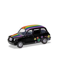 Corgi GS85929 London Taxi Rainbow