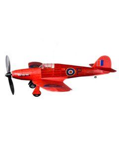 Hawker Hurricane Balsa Wood Kit 1:24 by The Vintage Model Company VMC02