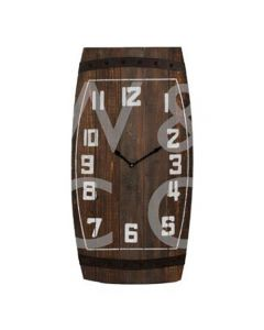 HM1762 Brewmaster Barrel Style Wall Clock