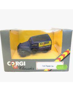 Corgi Classics Ford Popular Van Collector Club 1989 D980