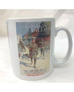 The London Cyclists Propaganda Mug | IWM0873MUG