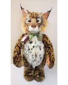 CB171704 Lazarus the Lynx Plush