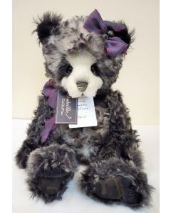 SJ5921A Foxtrot Mohair Teddy Bear by Charlie Bears