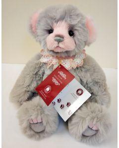 CB191952B Boynton Plush Teddy Bear by Charlie Bears