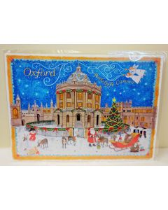 Oxford Radcliffe Camera Traditional Advent Calendar