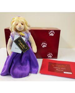 SJ5852 Rapunzel Mohair Teddy Bear by Charlie Bears