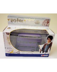 Corgi Harry Potter Triple Decker Knight Bus CC99726