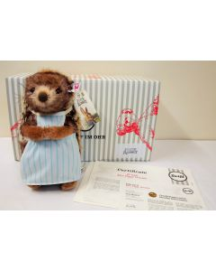 355233 Beatrix Potter Mrs Tiggy Winkle Movie Edition, Mohair, 22cm by Steiff