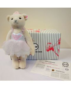 006869 Sugar Plum Fairy Teddy Bear, Mohair, 32cm by Steiff