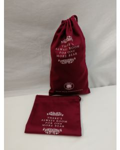 Charlie Bears 'There's Always Room For One More Bear' Small Drawstring Gift Bag CBBAGS
