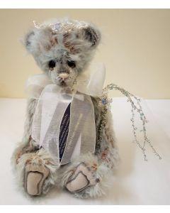 SJ5944 Fairy Godmother Mohair Teddy Bear by Charlie Bears
