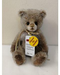 MM175586C Heartstrings Minimo Bear Mohair Charlie Bears 16cm
