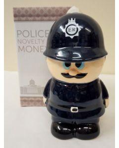 MB189 Policeman Novelty Ceramic Money Box