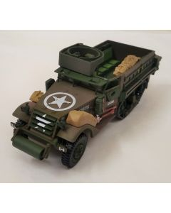Corgi CC60418 M3 A1 Half-Track 41st Armoured Infantry, 2nd Armoured Division, Normandy 1944 (D Day)