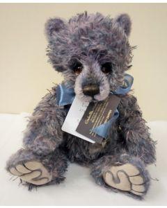 SJ5941 Dapper Mohair Teddy Bear by Charlie Bears