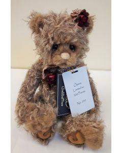 SJ5922 Opera Mohair Teddy Bear by Charlie Bears
