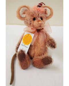 Charlie Bears Diamond Minimo Mouse Mohair MM195945A