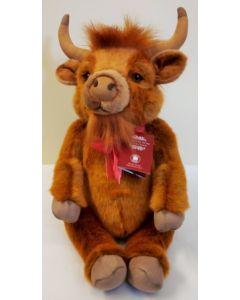 BB193901 Patty Highland Cow by Charlie Bears Bearhouse Bears
