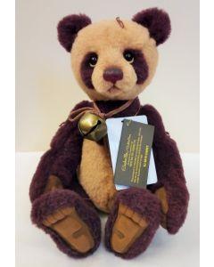 Carey Wool Teddy Bear Charlie Bears 34cm SJ5819